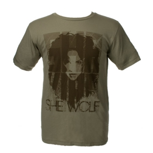 Face Of The Wolf Tee