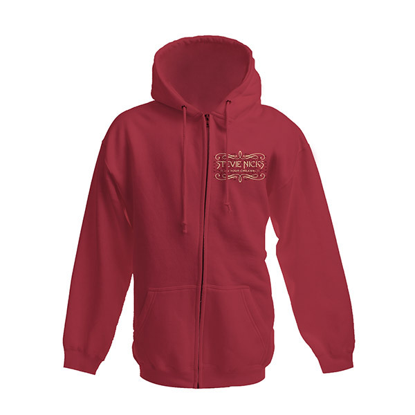 In Your Dreams Zip-Up Hoody