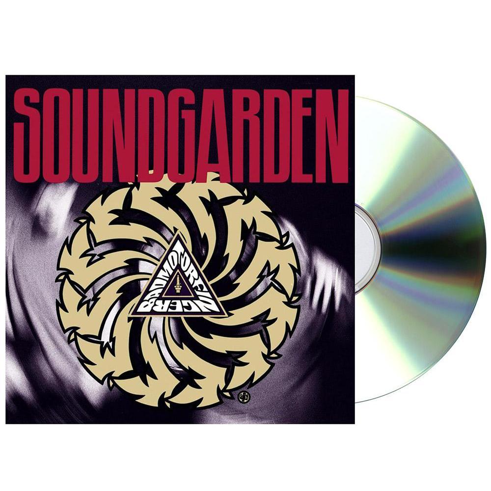 Badmotorfinger 25th Anniversary CD
