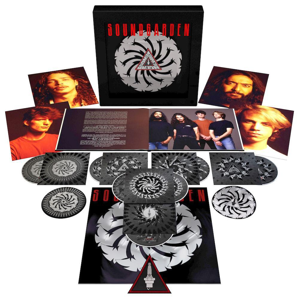 Badmotorfinger Super Deluxe Edition