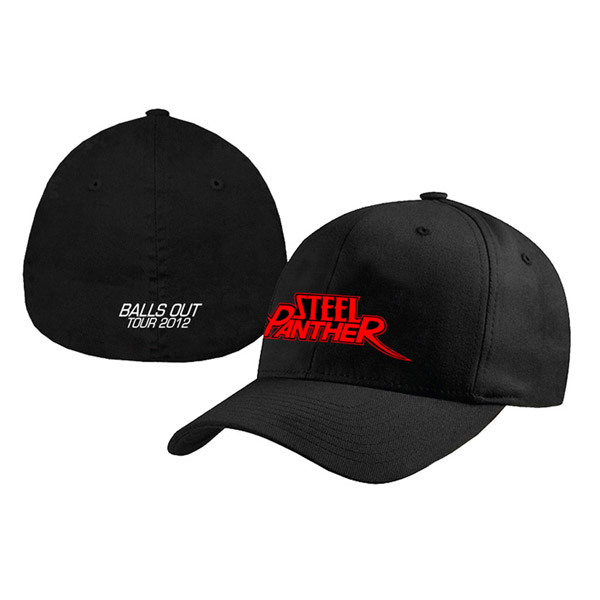 Steel Panther Fitted Hat