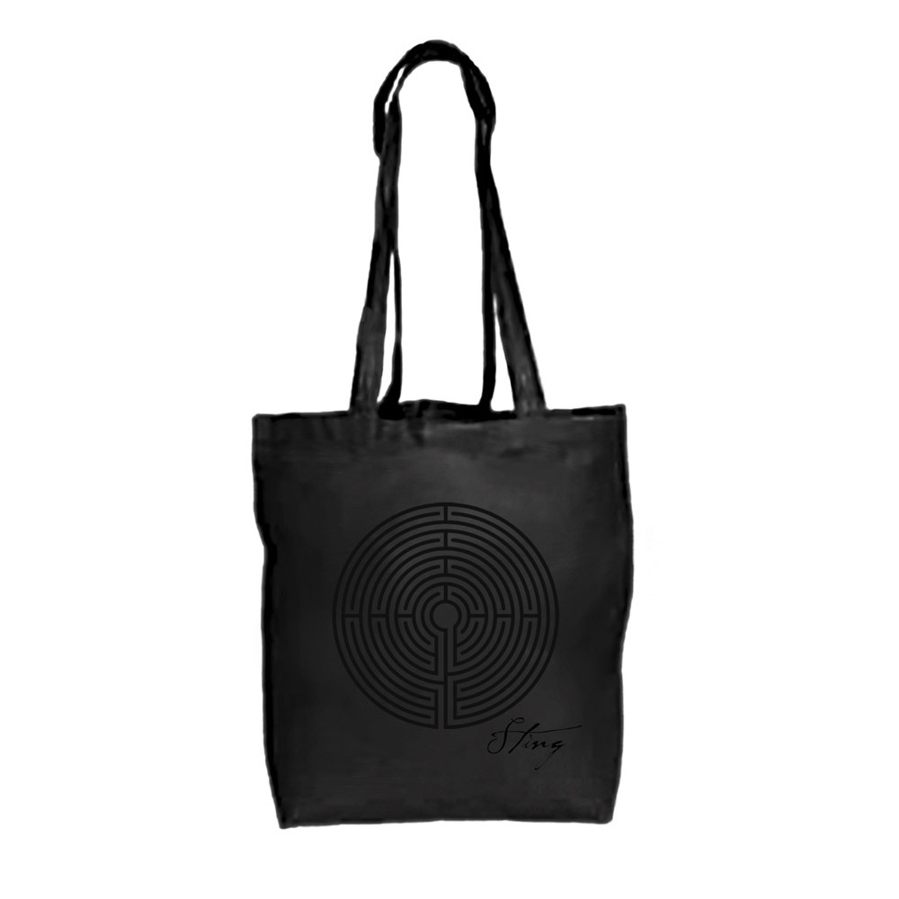 Sting Labyrinth Tote Bag