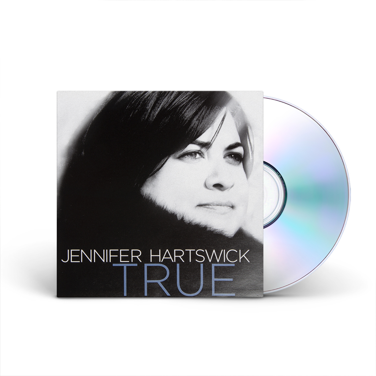 "Unsigned Jennifer Hartswick ""True"" CD"