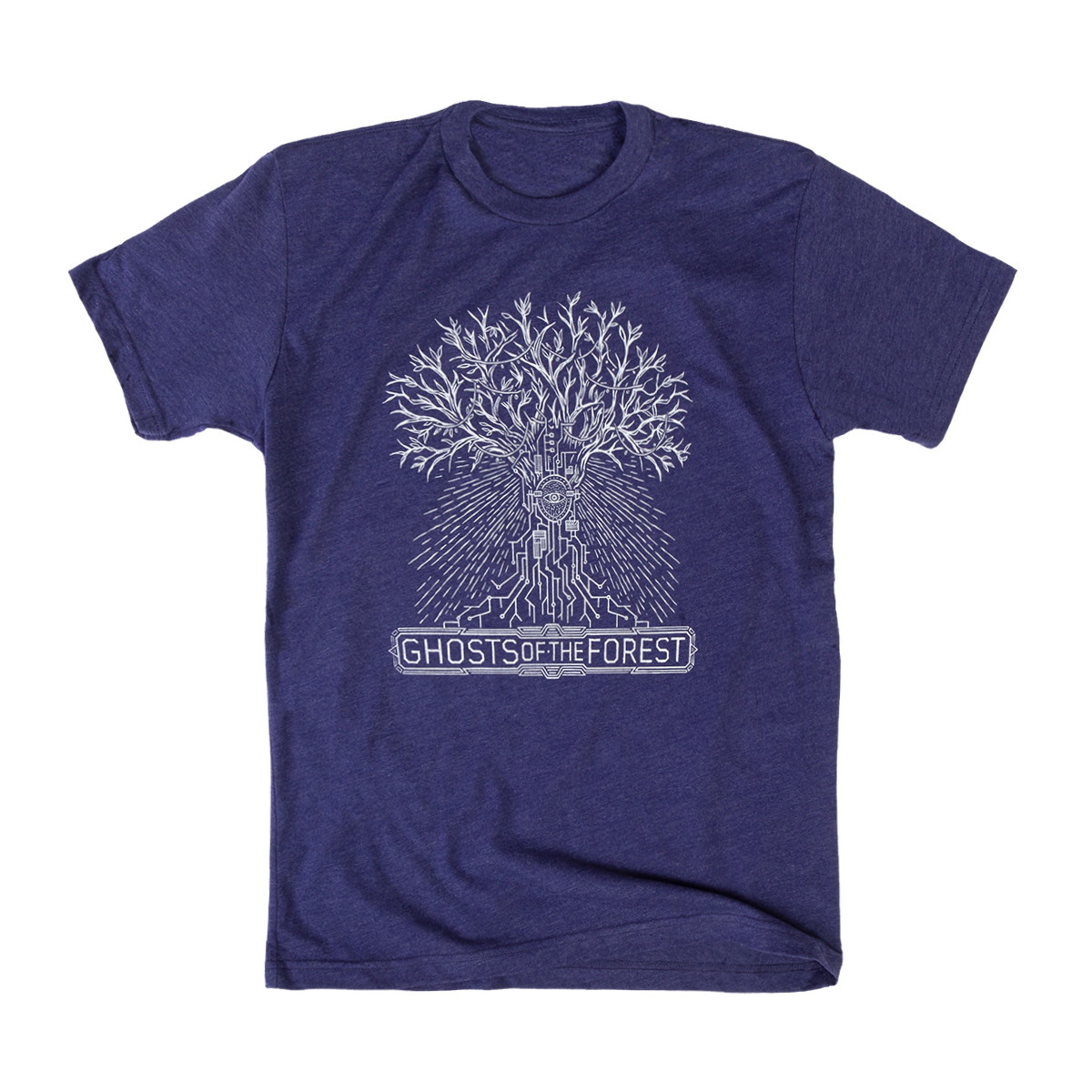 Ghosts of the Forest Circuitree Tour Tee