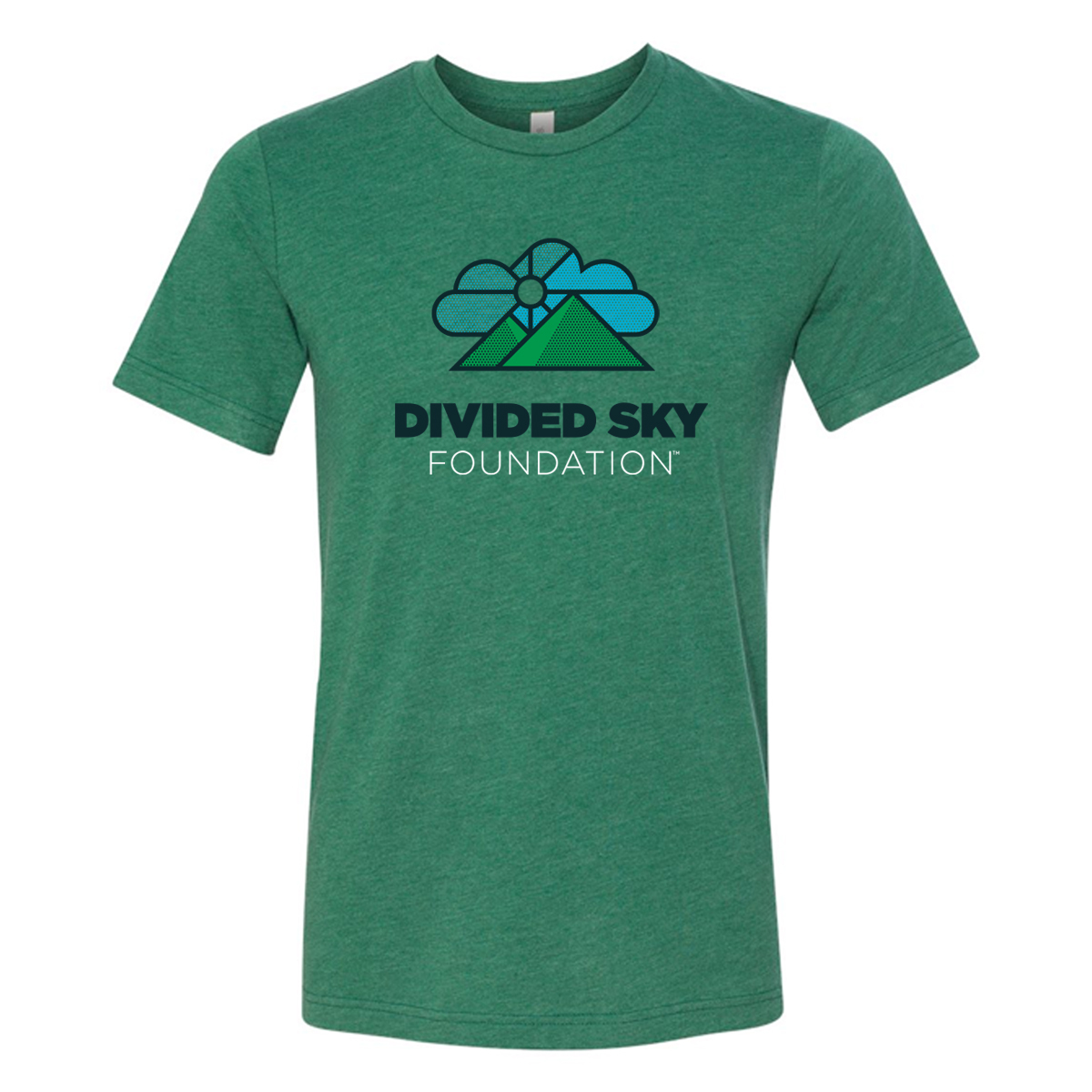Divided Sky Foundation Tri-blend Tee