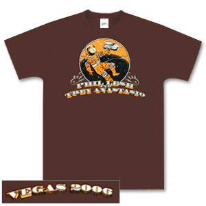 Phil Lesh/Trey Anastasio Event T-Shirt From Vegoose Festival