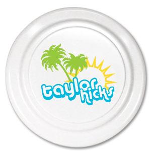 Palm Tree Frisbee