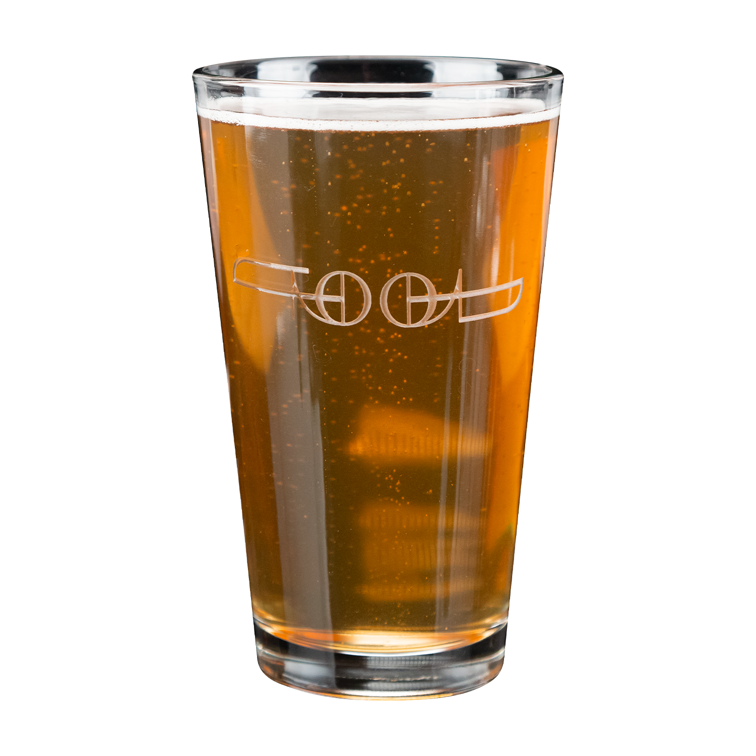 Tool Logo Pint Glass
