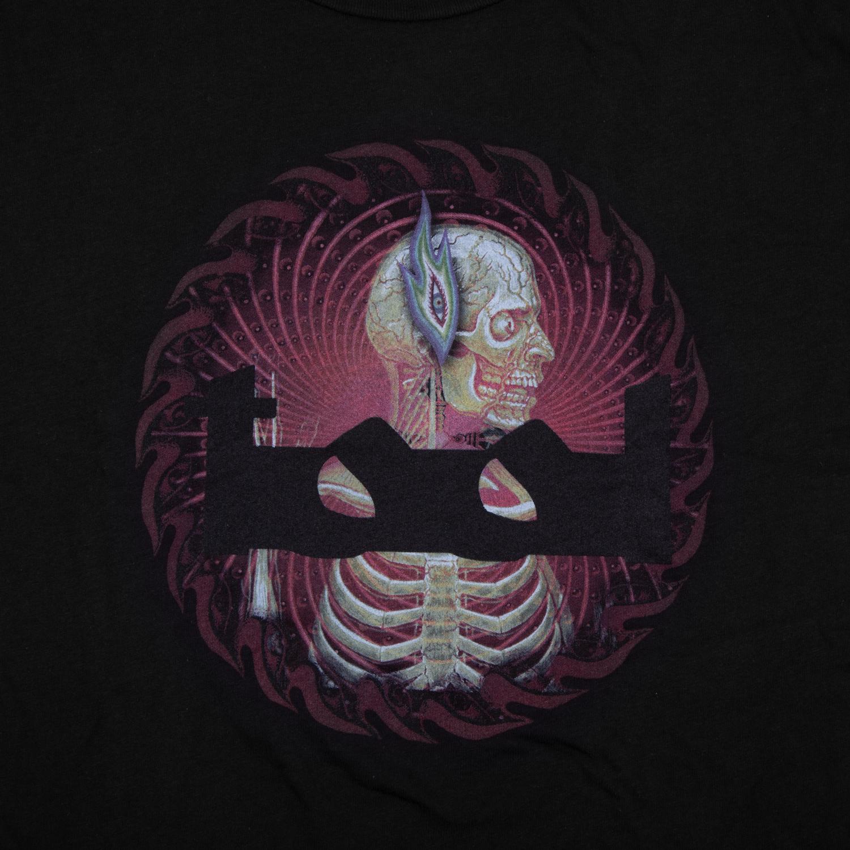 Sawblade Flaming Eye Unisex T-Shirt