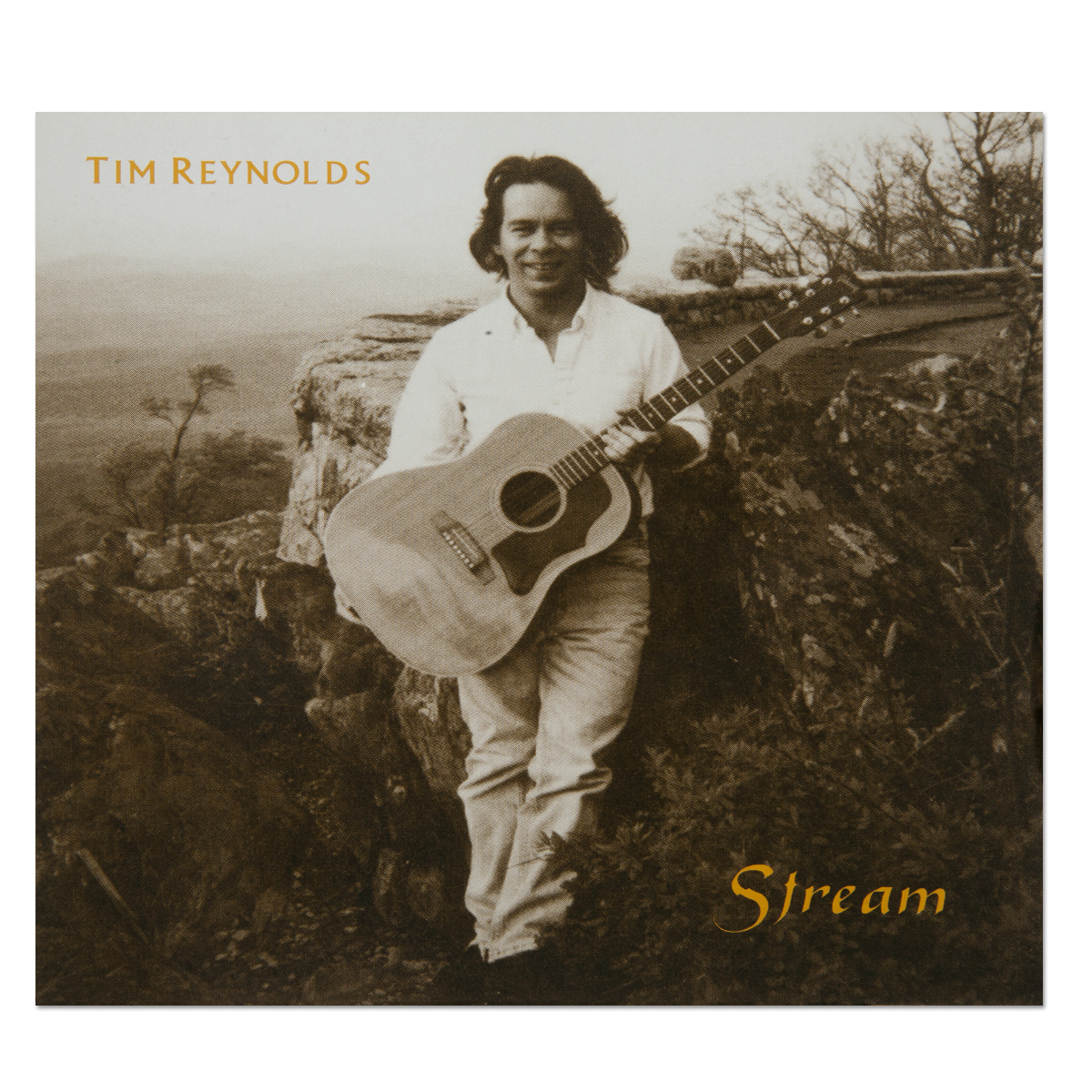 Tim Reynolds Stream CD