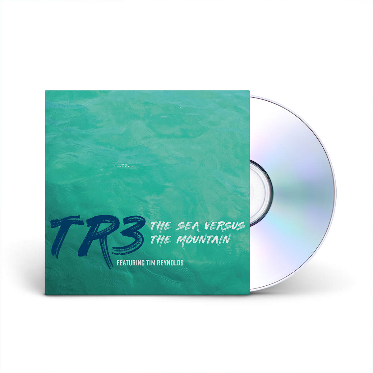 The Sea Versus the Mountain CD