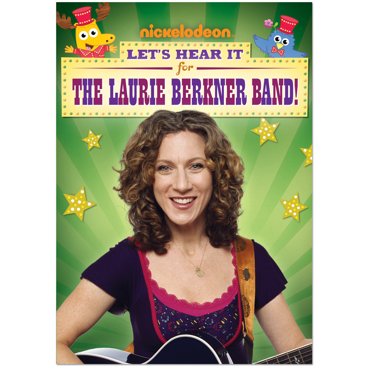 Let's Hear It for the Laurie Berkner Band! DVD