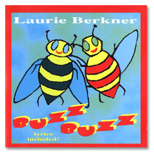 Laurie Berkner Band - Buzz Buzz Digital Download