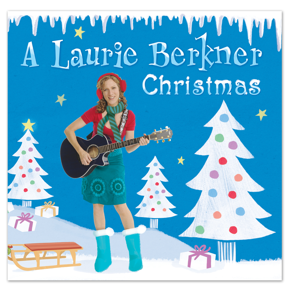 A Laurie Berkner Christmas Digital Download