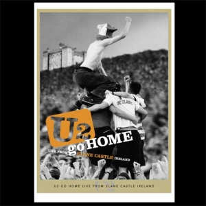 U2 'U2 Go Home/Live From Slane Castle Ireland' DVD Lith