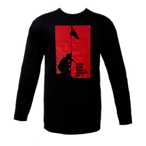 U2 Under a Blood Red Sky Long Sleeve