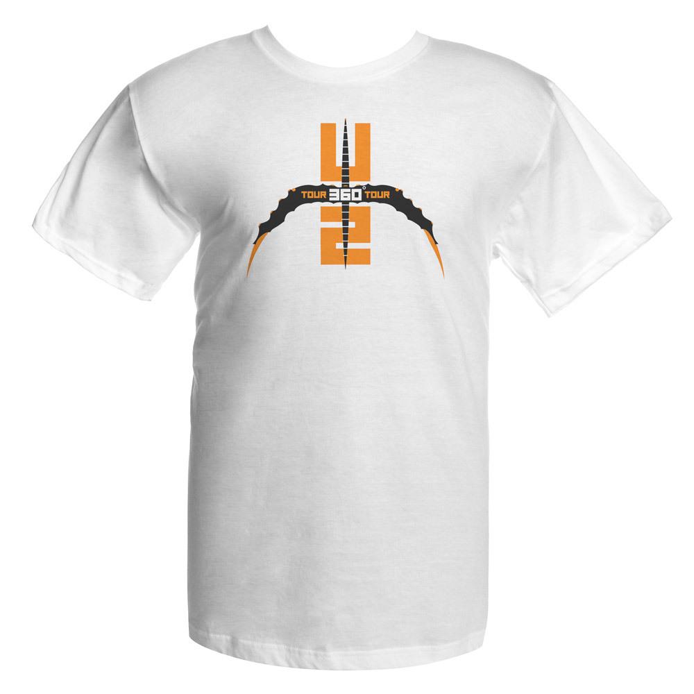 U2 360 Logo T-Shirt