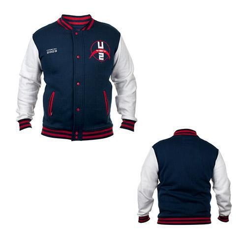U2com Limited Edition Foxborough Event Fleece Jacket