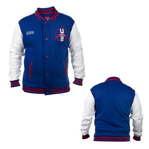 Limited Edition East Rutherford Giants Event Fleece Jacket