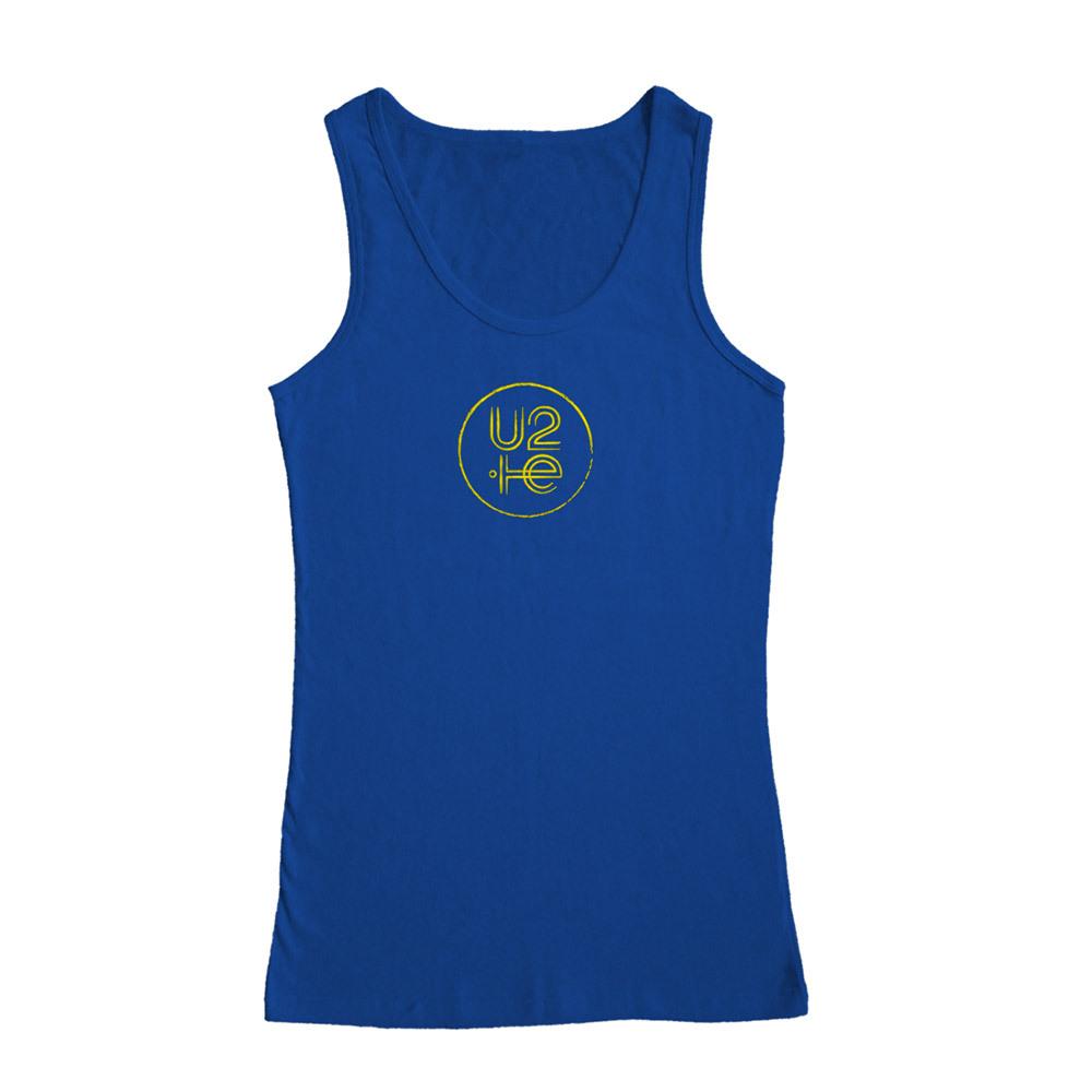 U2ie Tour Logo Women's Tank Top*
