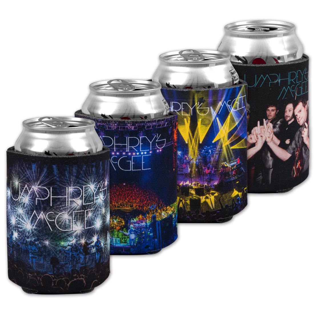 Four-Pack Koozie Set