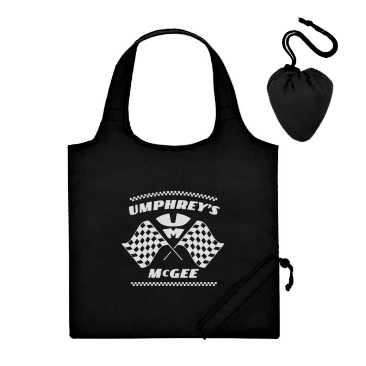 Reusable Checkered Bag