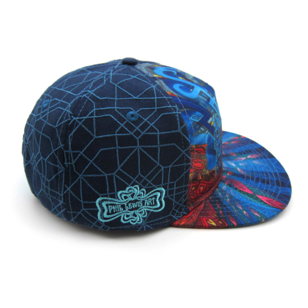 Phil Lewis Snapback Grassroots Hat