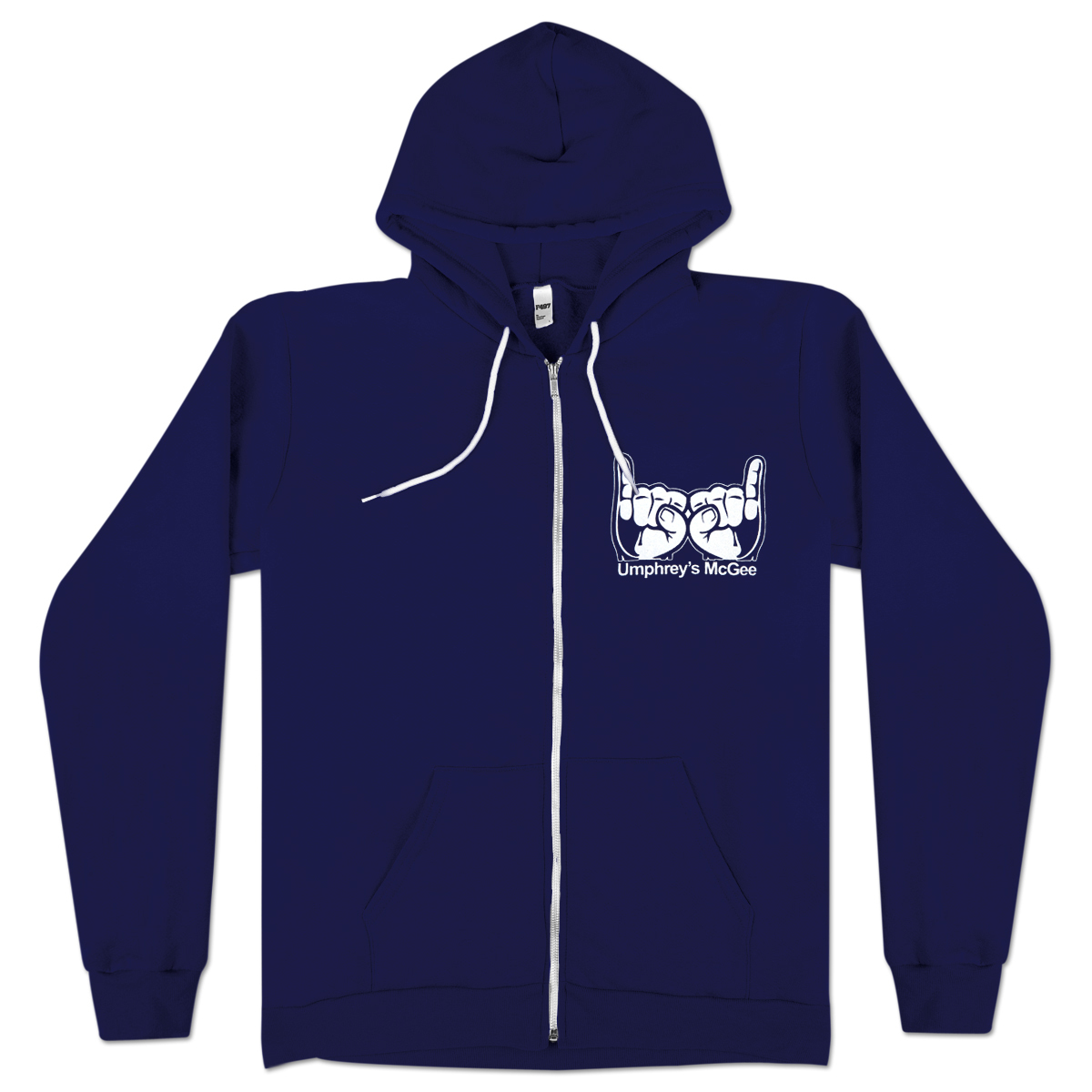 Rockhands Zip-up Hoody