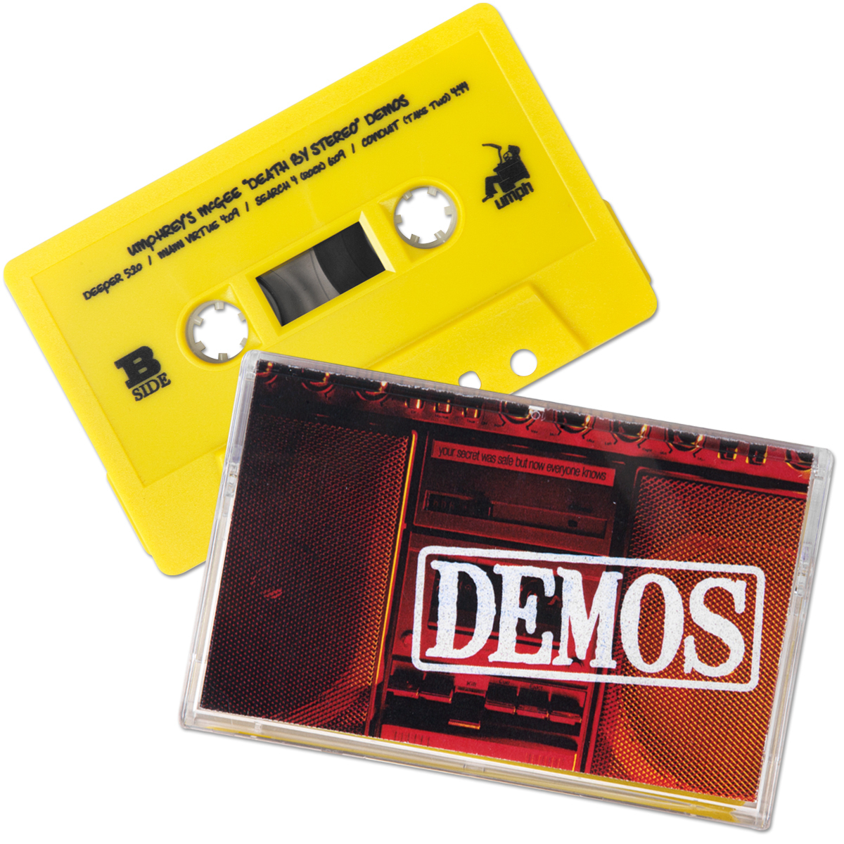 Umphrey's McGee - Death By Stereo Demos Cassette Tape