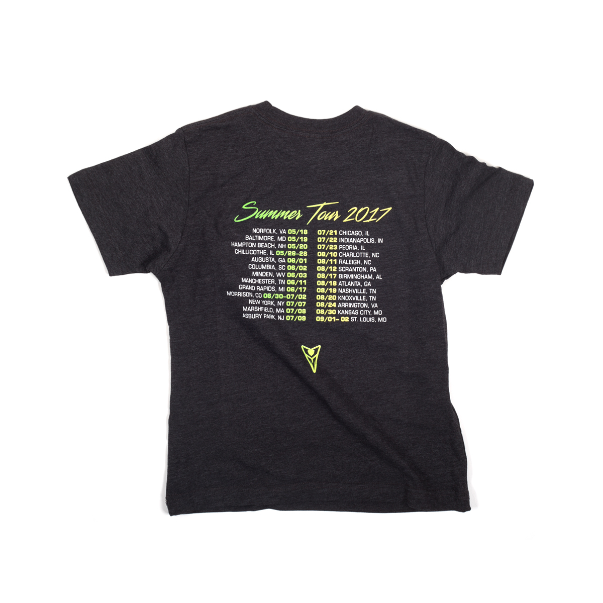 Youth Road Racer Tee