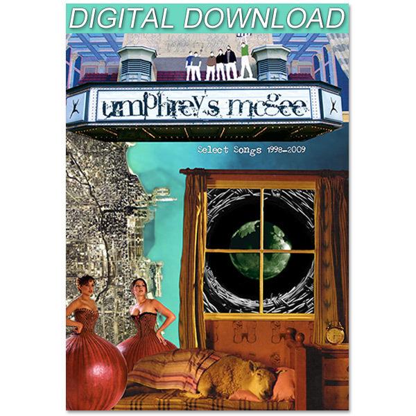 Umphrey S Mcgee Select Songs 1998 2009 Digital Downloads