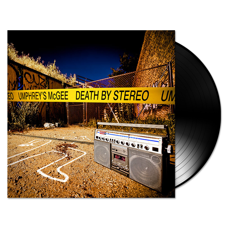 Umphrey's McGee Death by Stereo Vinyl