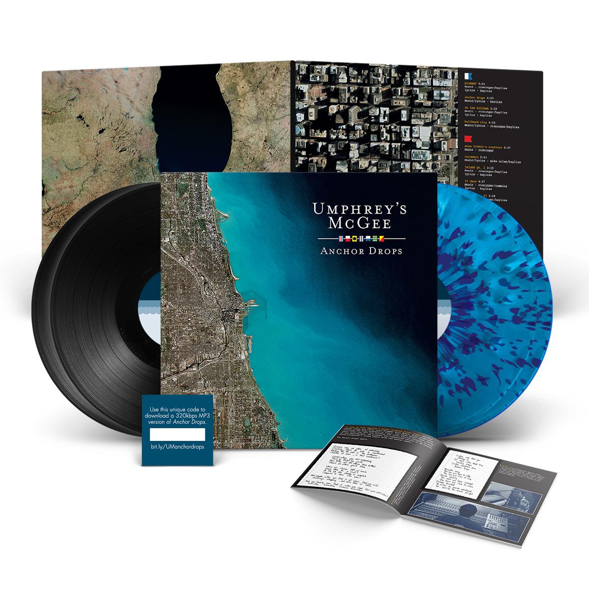 Anchor Drops Redux 4-LP Set