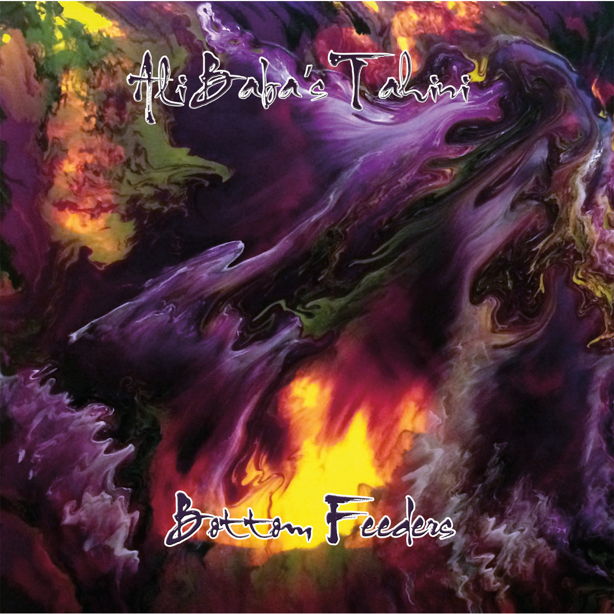 Ali Baba's Tahini - Bottom Feeders LP