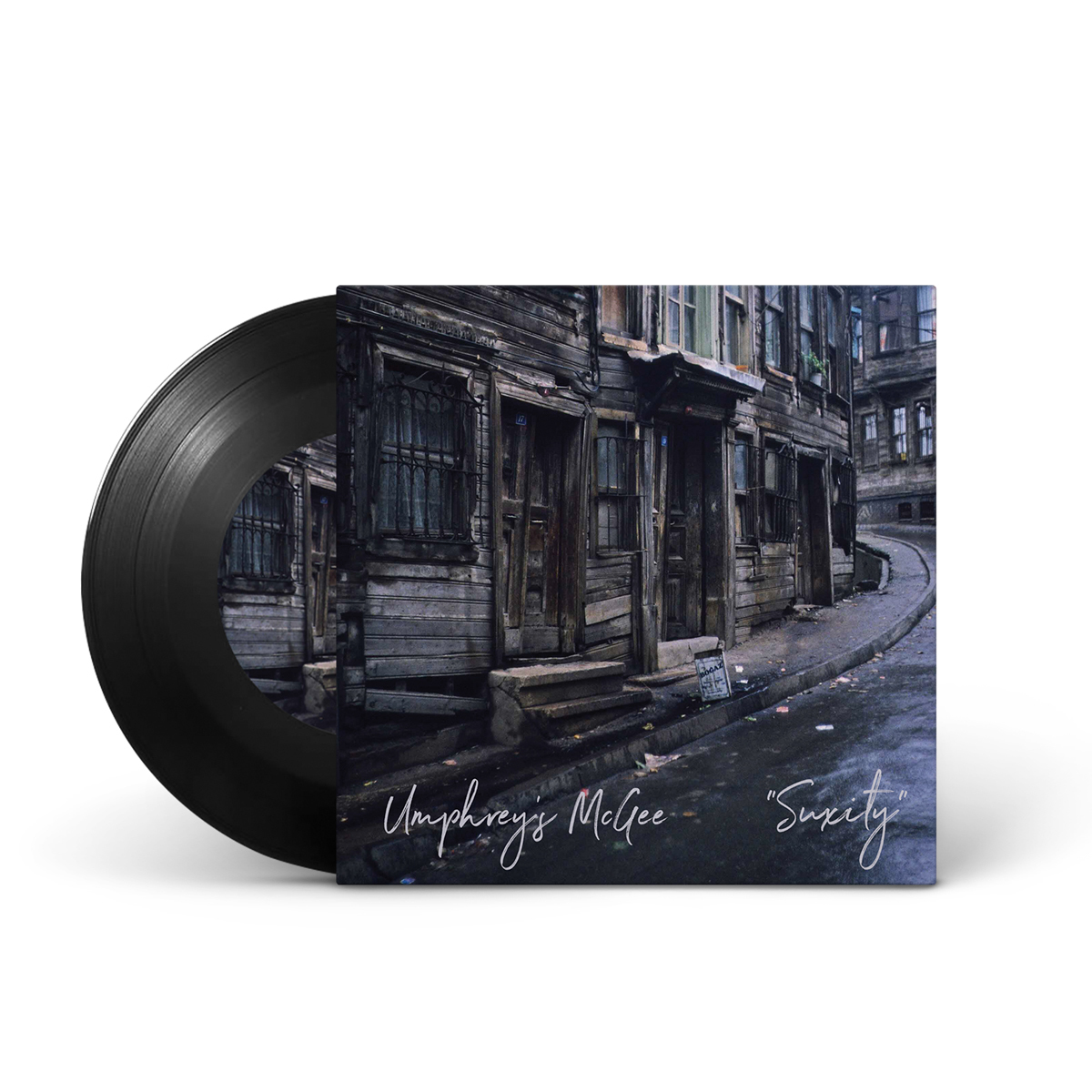"""Suxity/Crucial Taunt 7"""" Vinyl"""