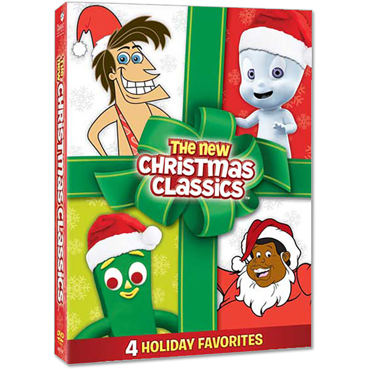 The New Christmas Classics DVD: Gumby Movie & more!