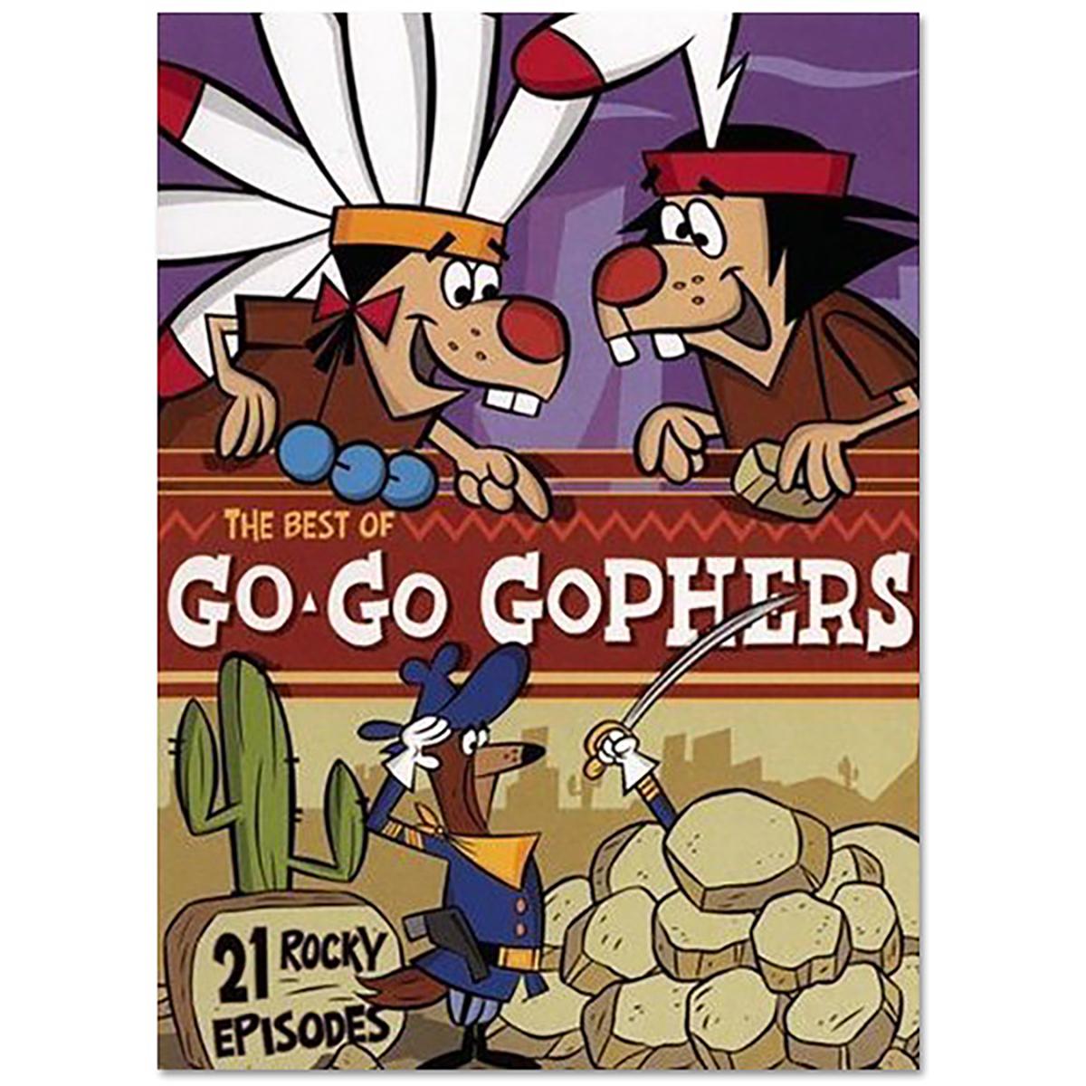 Best of Go Go Gophers DVD
