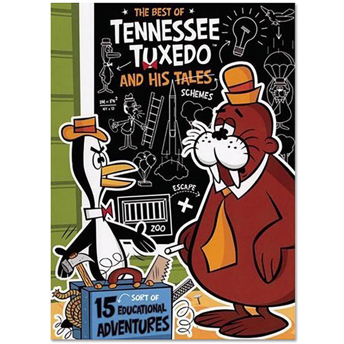 Best of Tennesse Tuxedo DVD