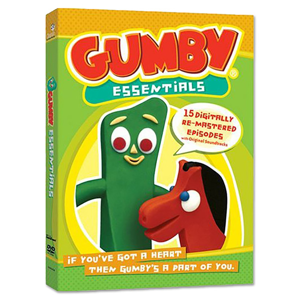 Gumby Essentials DVD