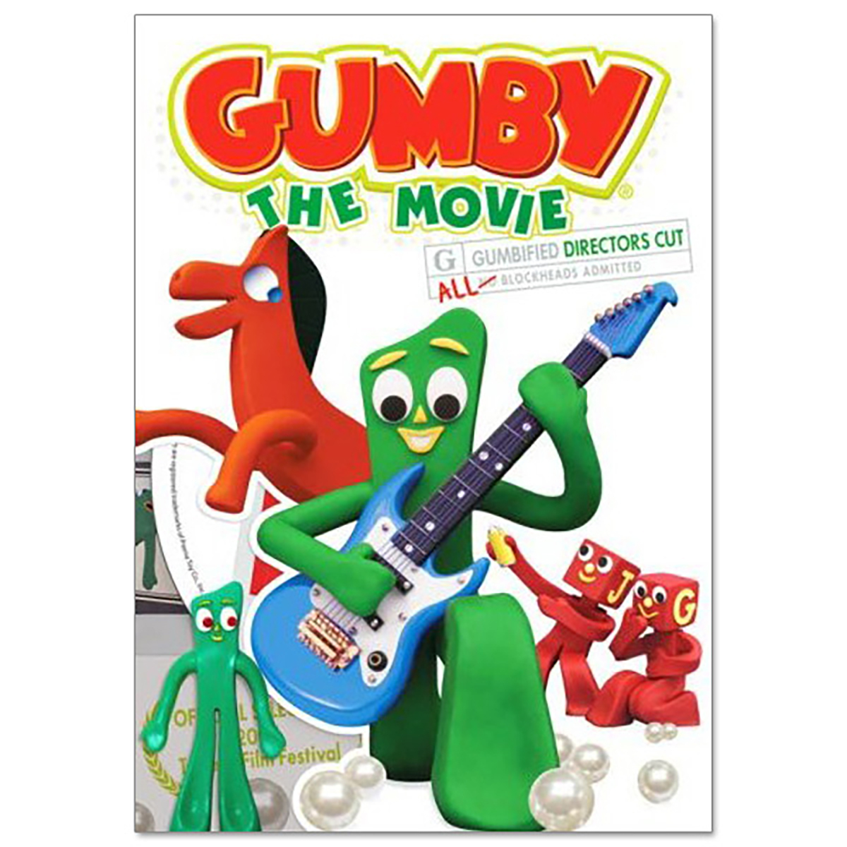 Gumby: The Movie DVD