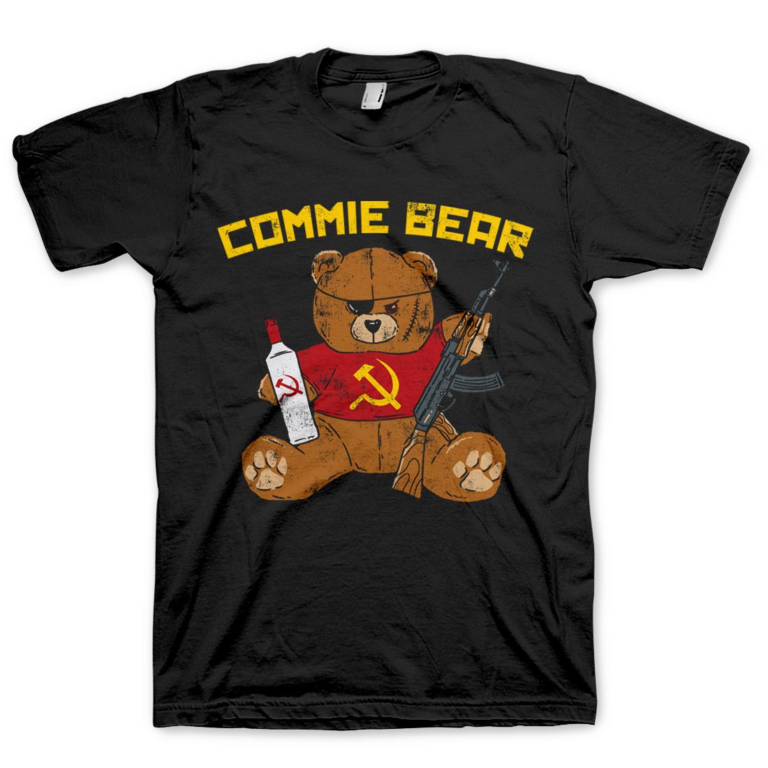 Commie Bear T-Shirt