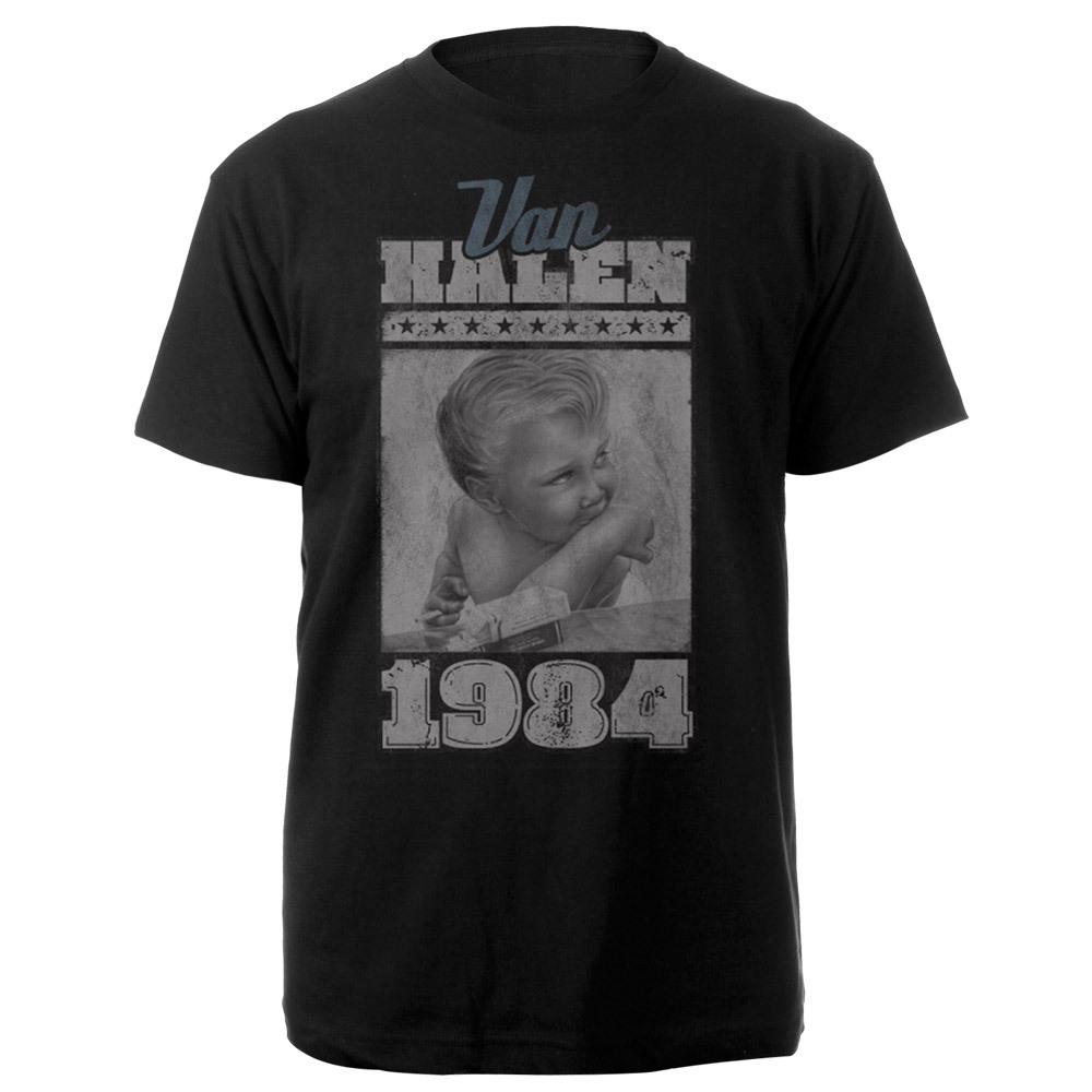 Vintage 1984 Album Tee