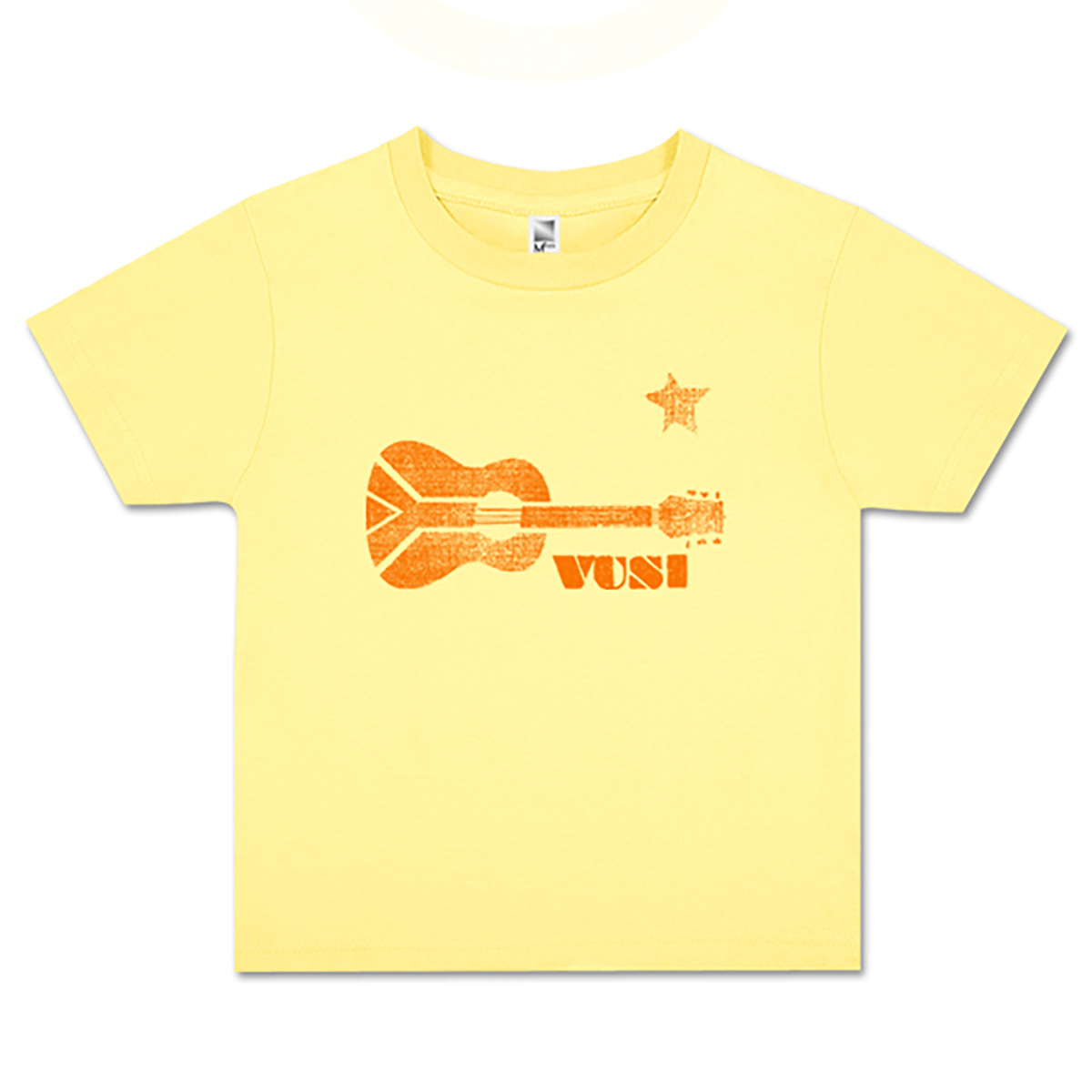Vusi Mahlasela Guitar Star Toddler Tee