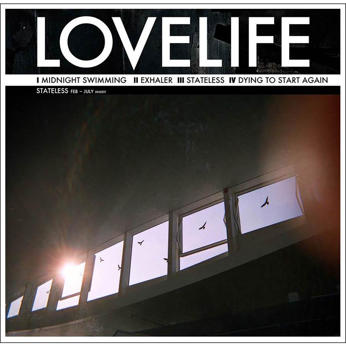 Lovelife - Stateless EP Digital Download