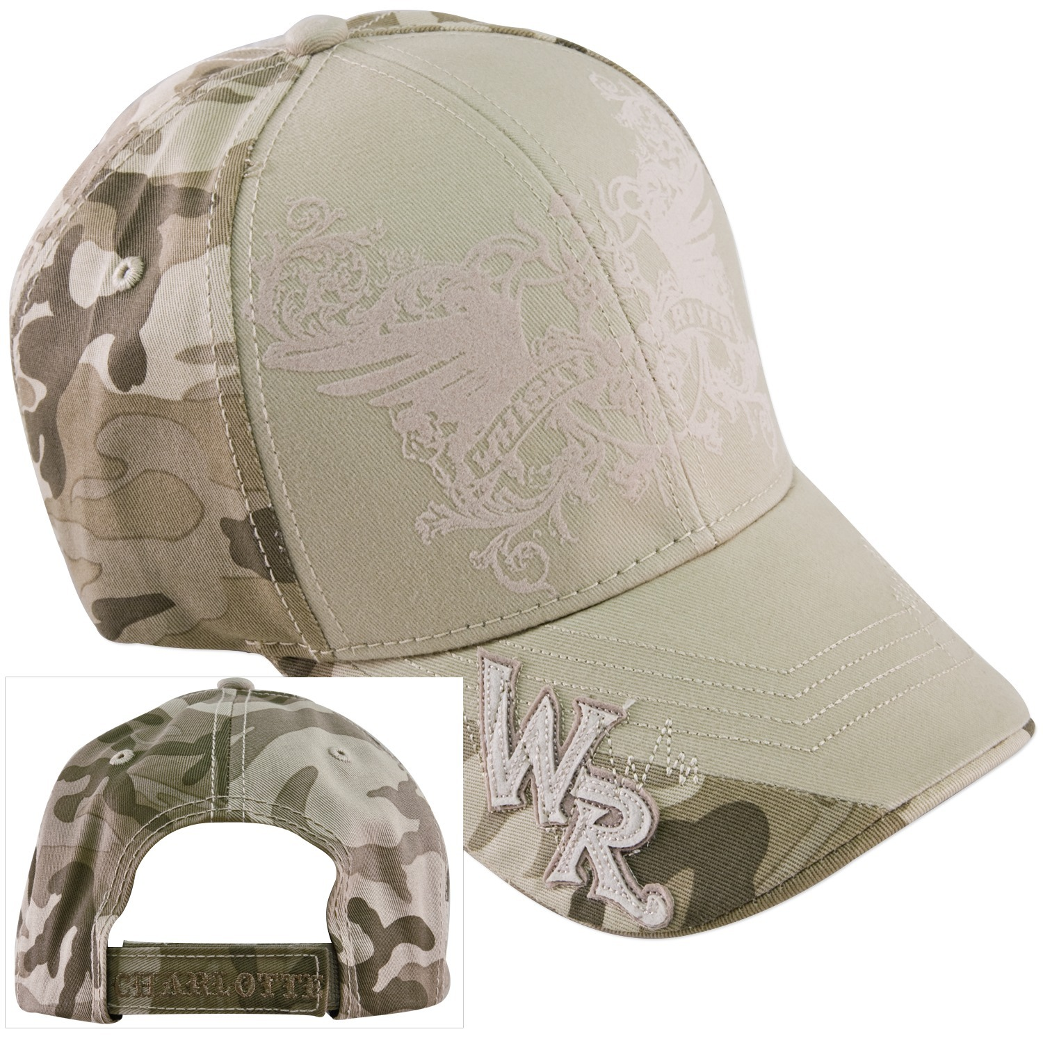 Dale Jr - Whisky River Sinister Sand Cap Camo