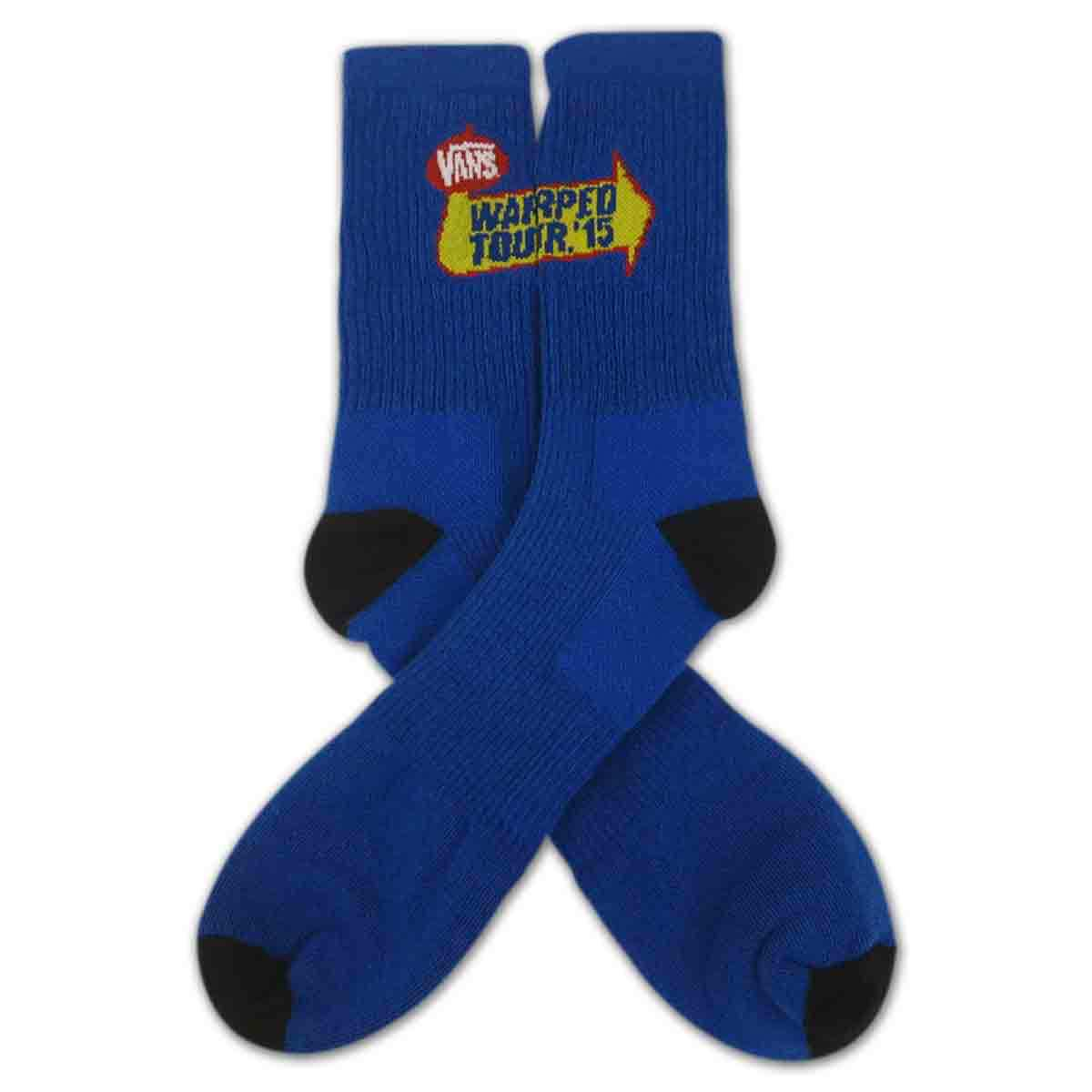 Warped Tour 2015 Socks