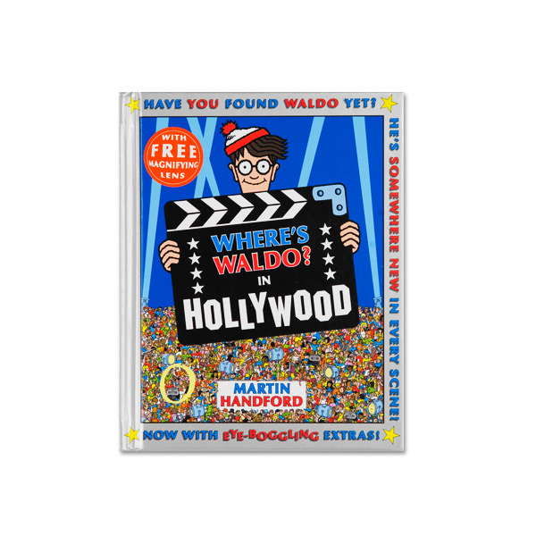 Where's Waldo? In Hollywood Mini-Book