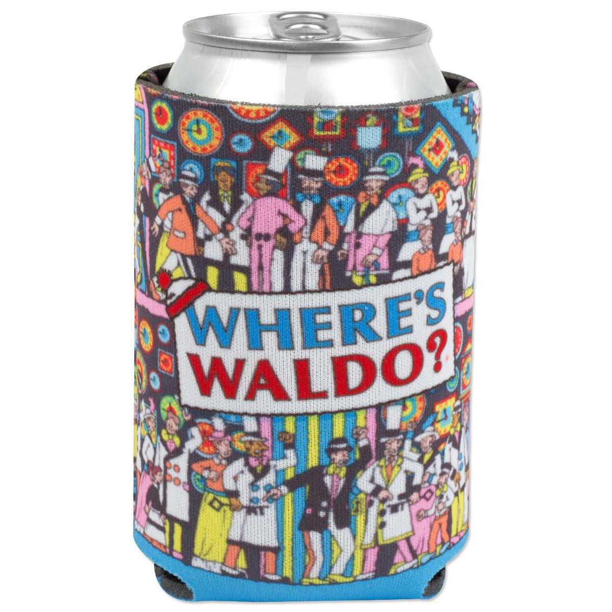 Where's Waldo - Corridors Of Time Huggie