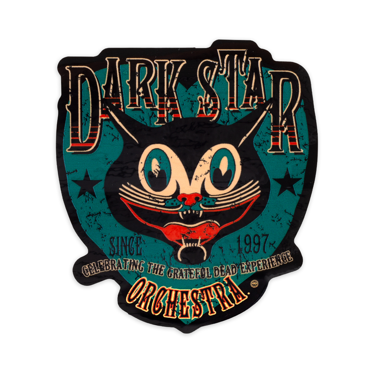 DSO Cat Sticker