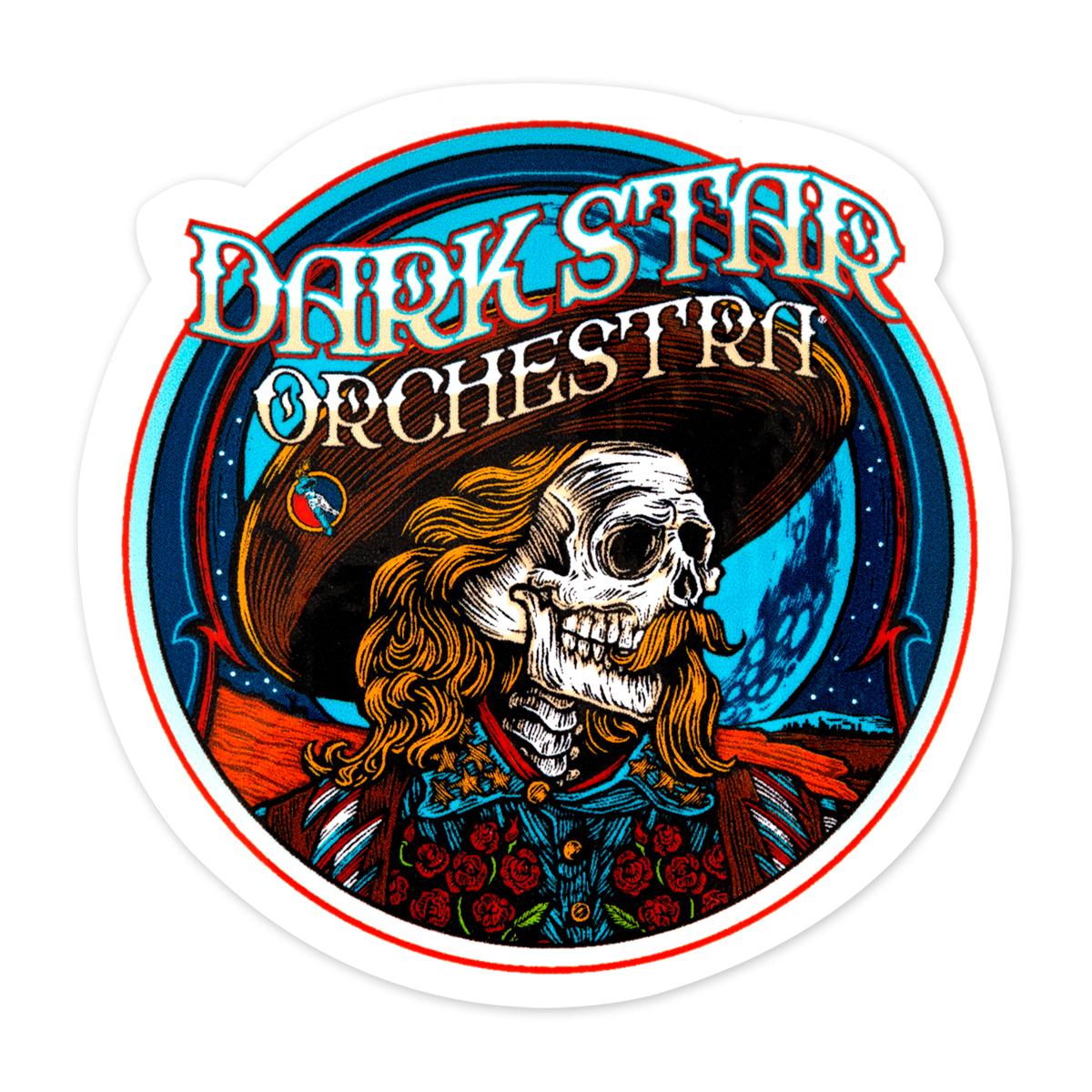 DSO Wild Bill Sticker